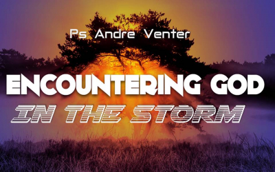 Encountering God In the Storm