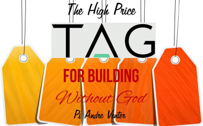The High Price Tag For Building Without God